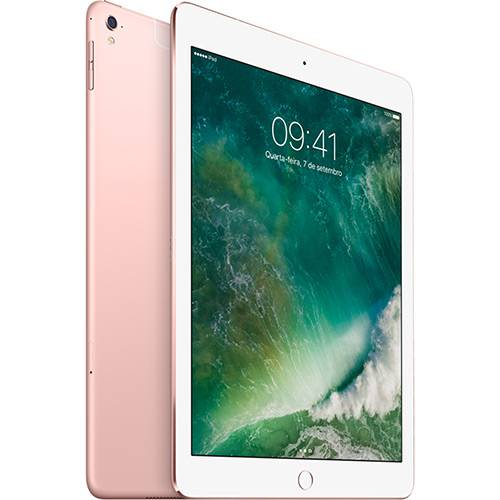 Tablet Apple Ipad Pro Mlyj2bz/a Rose Gold 32gb 4g