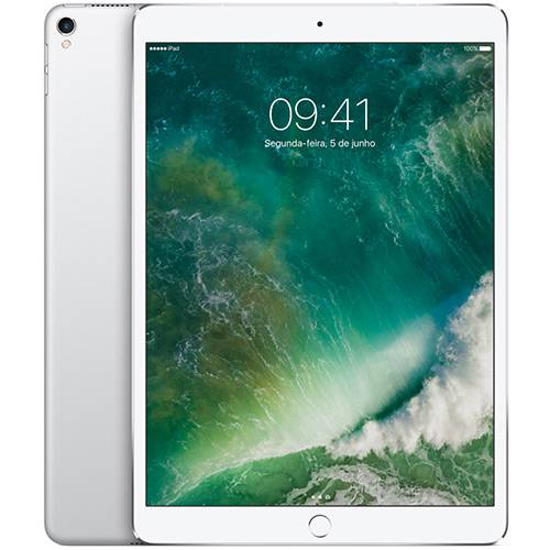 Tablet Apple Ipad Pro Mqf02bz/a Prata 64gb 4g