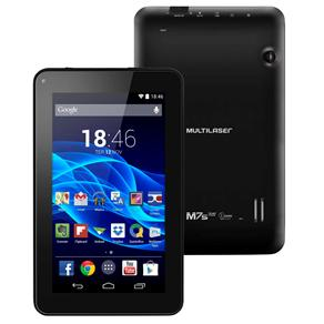 Tablet Multilaser Ml Supra Nb152 Preto 8gb Wi-fi