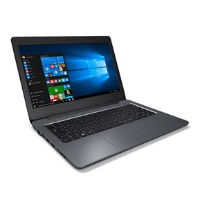 Notebook - Positivo Xc7650 I3-6006u 2.00ghz 4gb 500gb Padrão Intel Hd Graphics Windows 10 Home Stilo 14