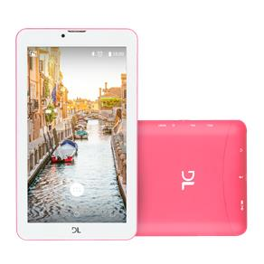 Tablet Dl Mobi Tx384 Rosa 8gb 3g