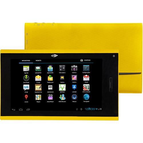 Tablet Mormaii Cyborg 5210227001003 Amarelo 8gb 3g