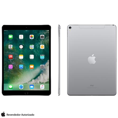 Tablet Apple Ipad Pro Mqey2bz/a Cinza 64gb 4g
