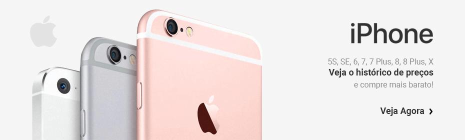 iPhone - Veja o histórico de preços
