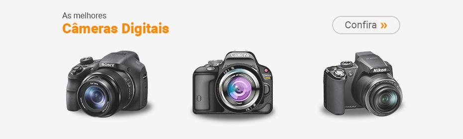 Melhores Câmeras Digitais